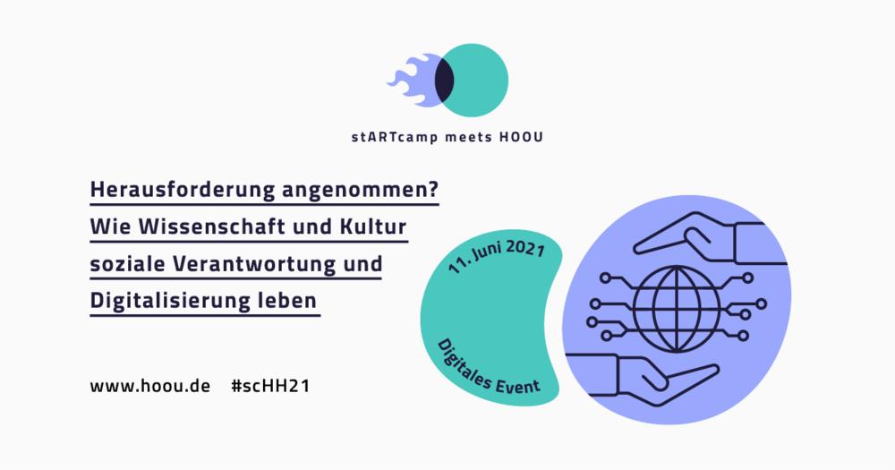 Titelbild stARTcamp 2021